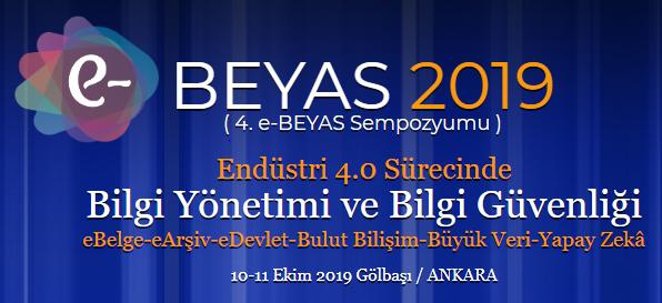 e-BEYAS Sempozyumu